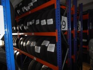 Оборудованное безопасное складское помещение с климат-контролем